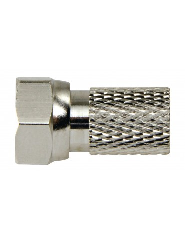 Connecteur Fiche F 2.5 mm...