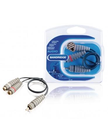 Cable Audio Subwoofer RCA M...