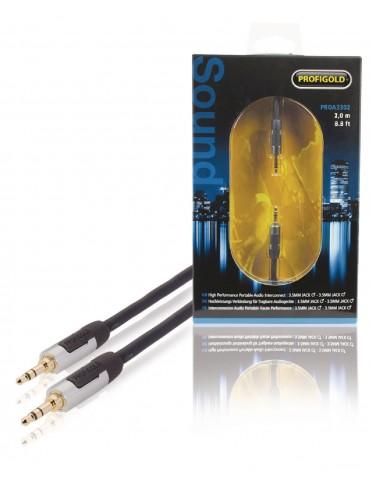 Câble audio stéréo 3,5 mm...