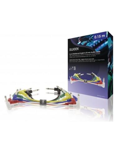 Câble Mono-Audio 3.5 M -...