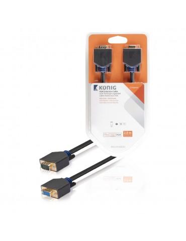 Câble VGA Extension MF VGA...
