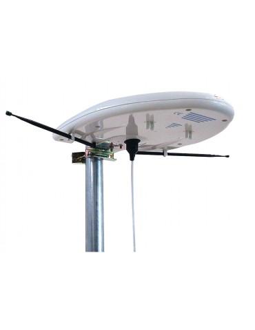 Antennes extérieures amplifiées  DVB-T/T2