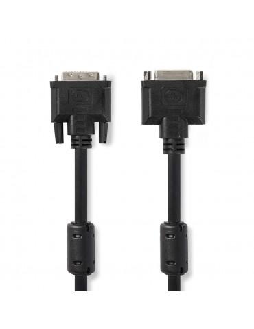 Câble DVI   DVI-I 24+5-Pin...
