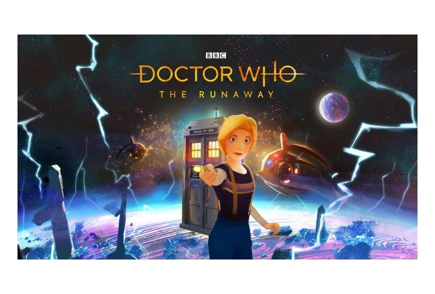 Klassieke Doctor Who-afleveringen in VR on line op speciaal YouTube-kanaal